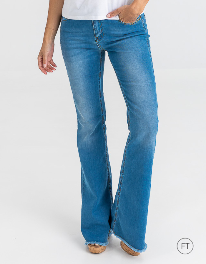 Due Amanti broek jeans