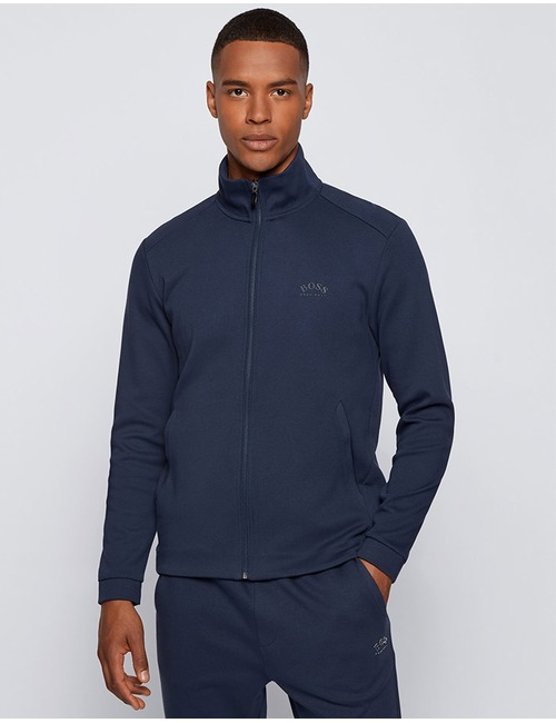 Boss jogging blauw