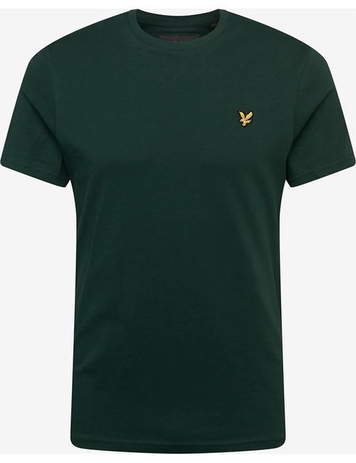 Lyle & Scott t-shirt korte mouw groen
