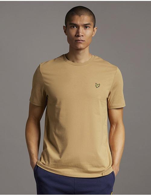 Lyle & Scott t-shirt beige