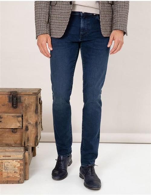 Slim Fit Jeans Roy Dark Indigo