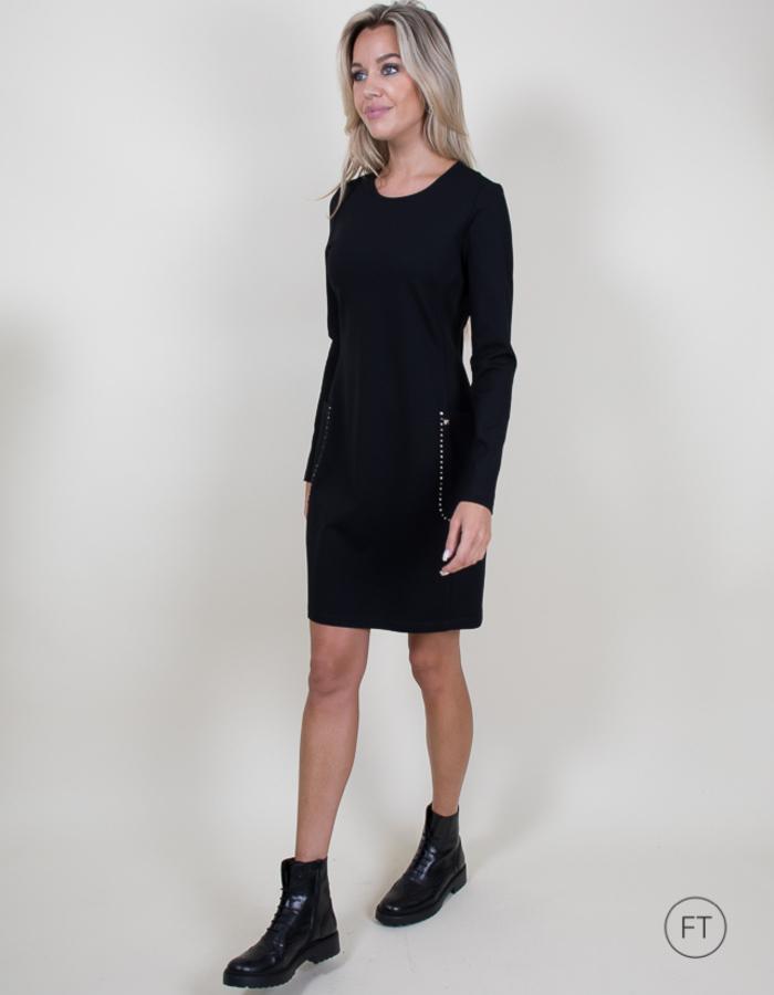 Kocca kort kleed zwart