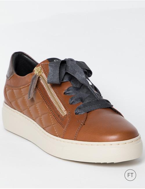 Dlsport sneaker cognac