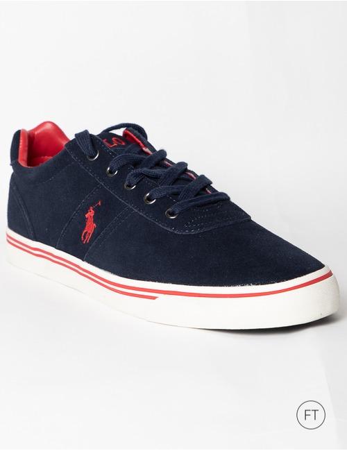 Polo sneaker blauw