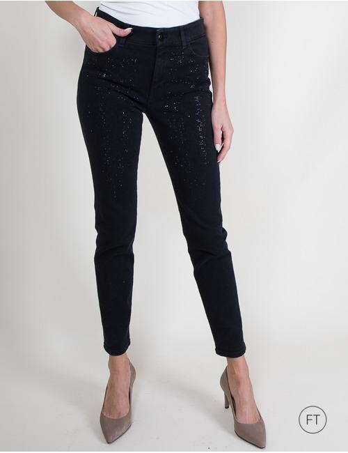 Marccain 5-pocket broek zwart