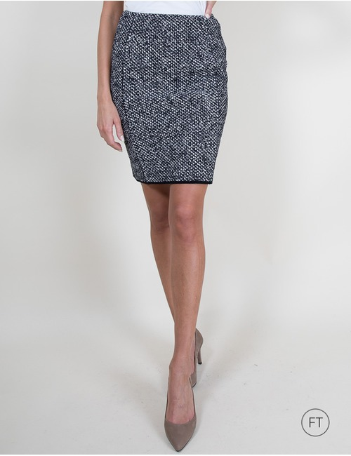 Marccain korte rok zwart