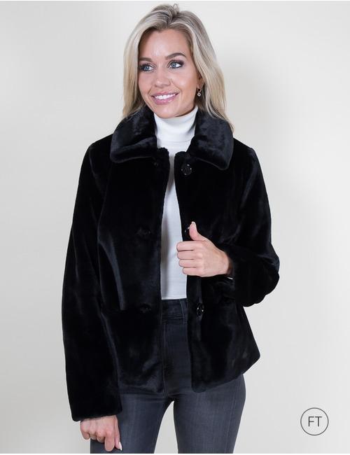 Marccain jas zwart