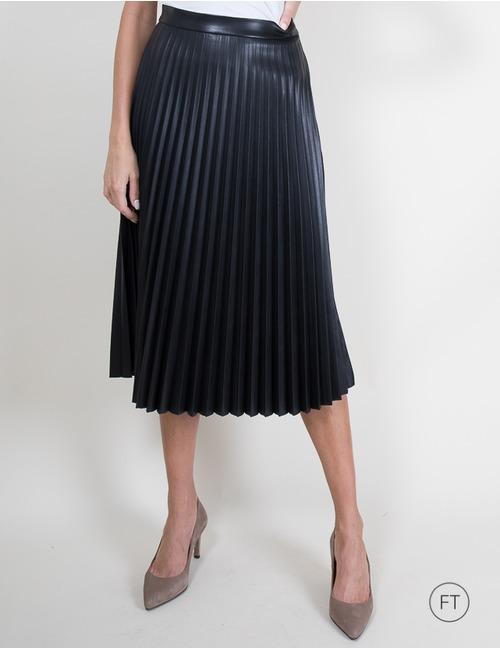 Due Amanti lange rok zwart