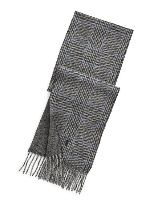 Ralph Lauren sjaal grijs