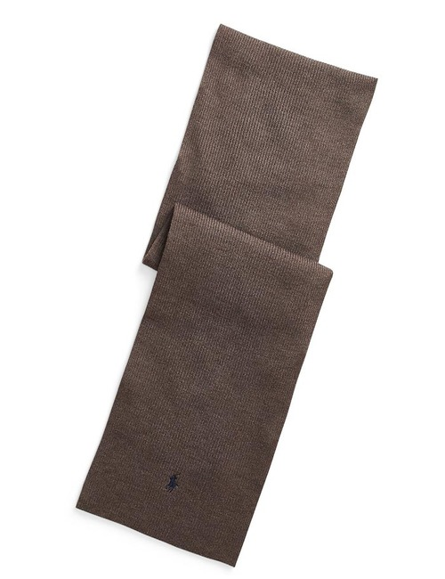 Ralph Lauren sjaal bruin