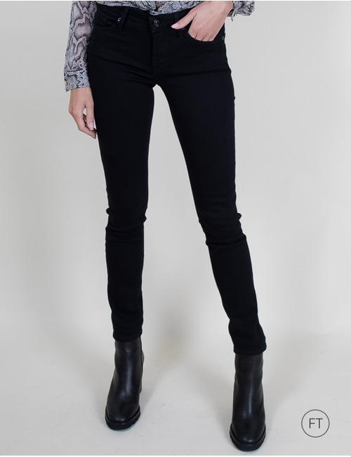 7 For All Mankind regular fit jeans zwart