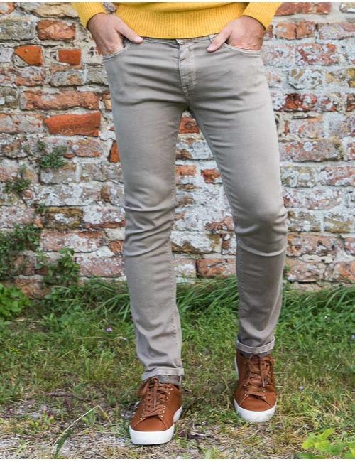 Mason's slim fit jeans beige