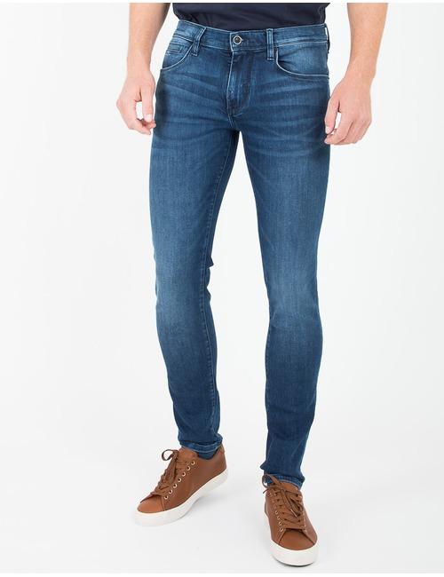 Antony Morato slim fit jeans blauw