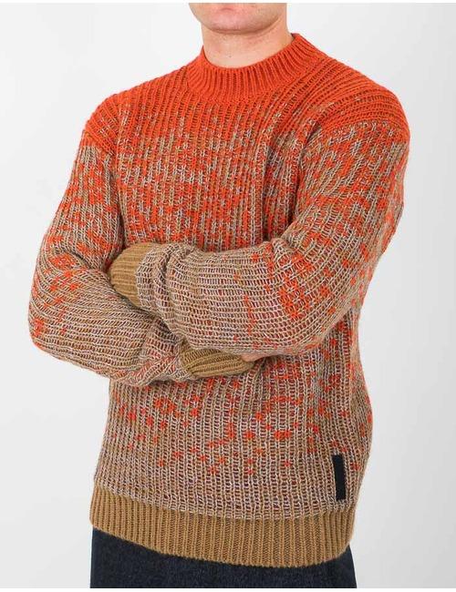 Standard fit met ronde hals oranje