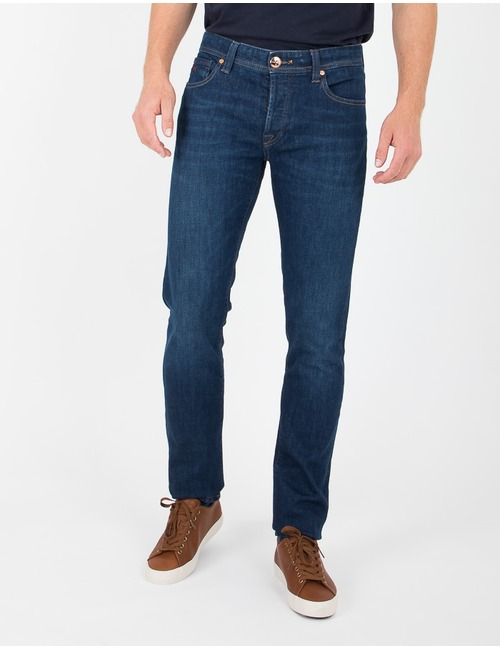 Slim Fit Jeans Leonardo Soft Touch