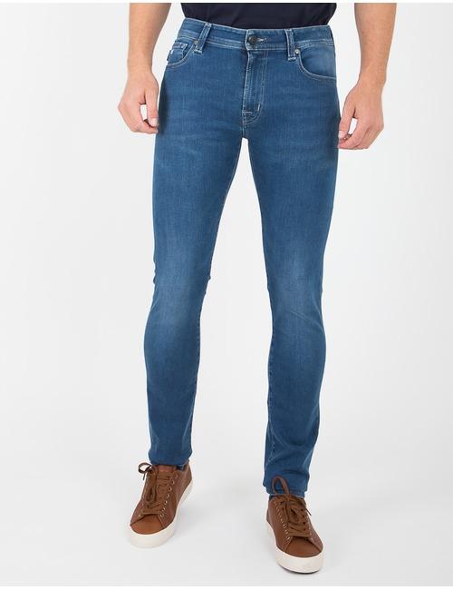 Slim Fit Jeans Leonardo Super Stretch