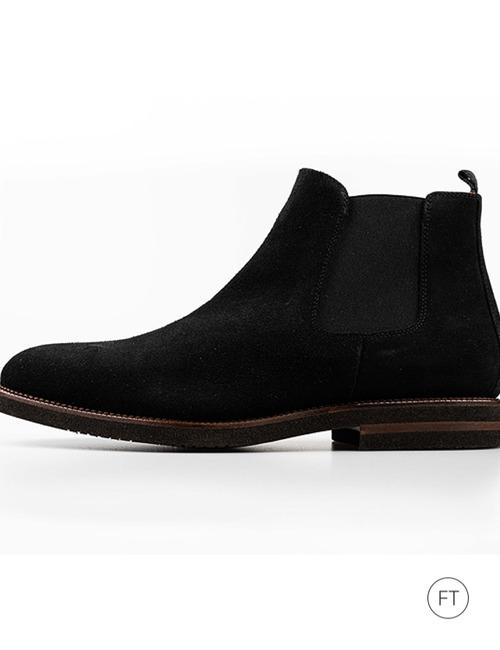 Ctwlk laarzen zwart