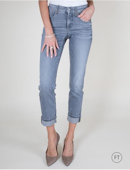 Cambio regular fit jeans grijs