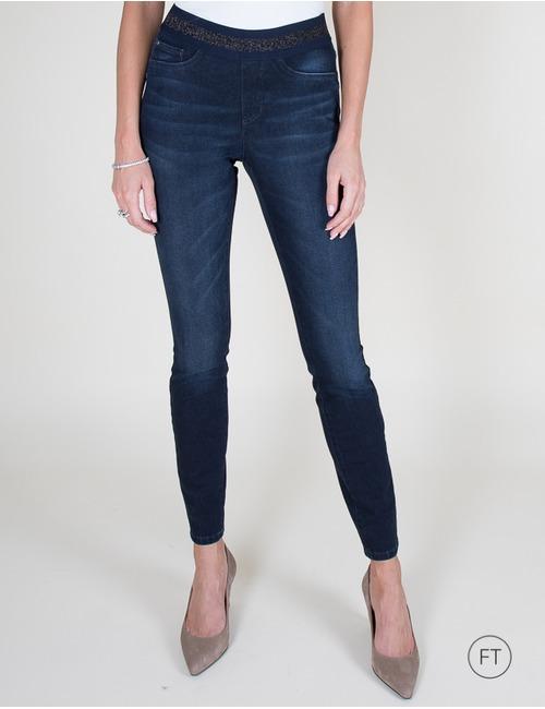 Cambio regular fit jeans blauw