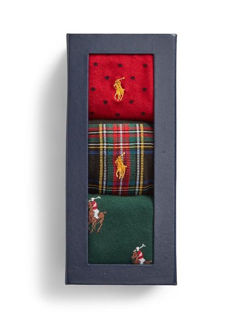 Kousen Gift Pack 3 Piece Groen
