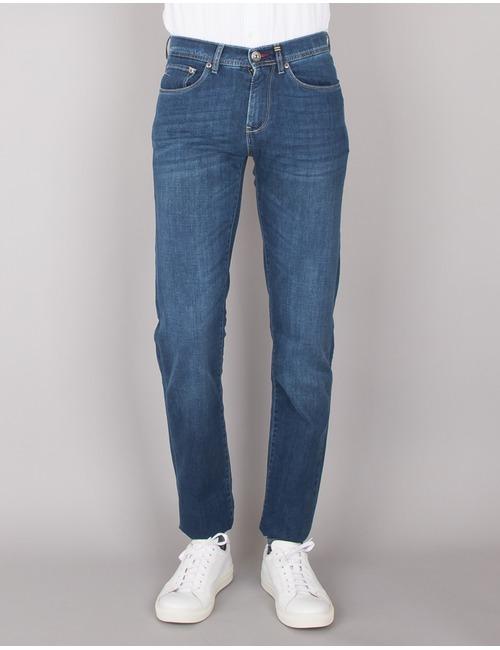 Zilton regular fit jeans blauw