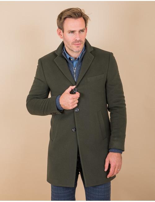 Gentiluomo mantel groen