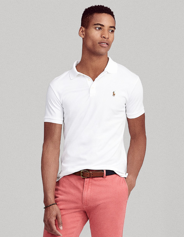 Ralph Lauren polo wit