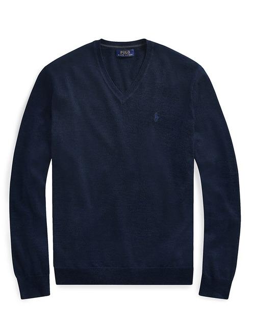 Ralph Lauren pull blauw