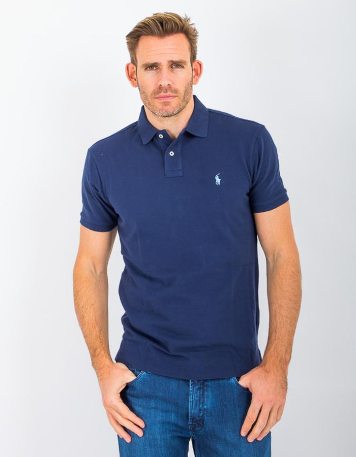 Ralph Lauren polo blauw